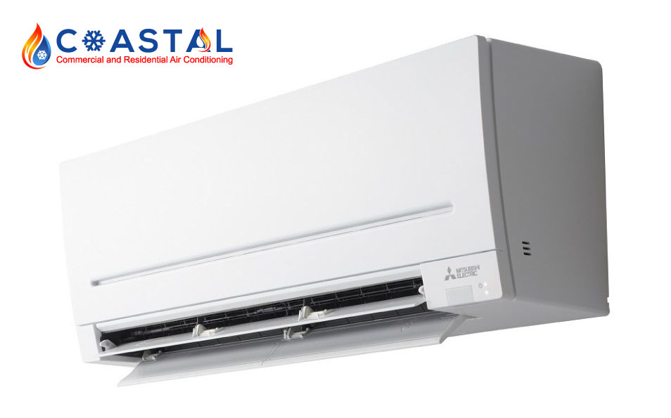 Coast Electric Phone Number >> Mitsubishi Electric Split System Air Conditioning Gold