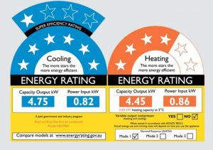 air conditioning energy star rating